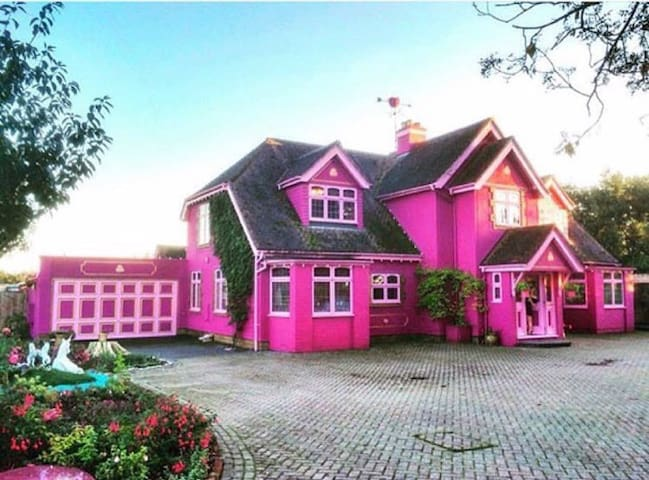 A Magical Place in Essex! - Tiptree - Huis