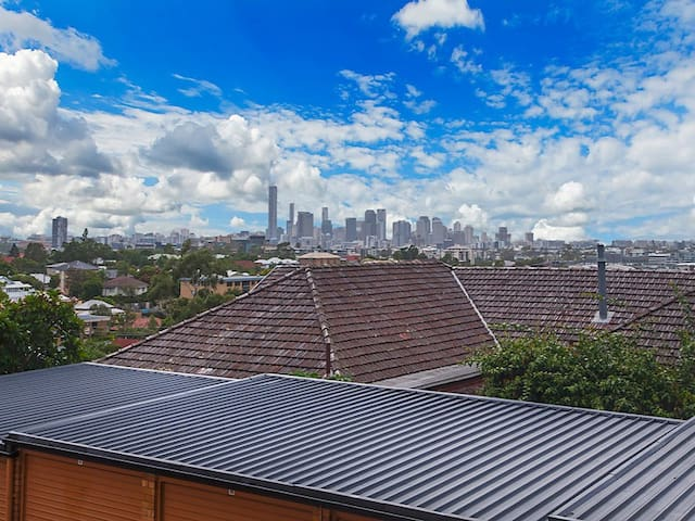 Spectacular City Views! Only 10min from the CBD - Toowong - Appartement