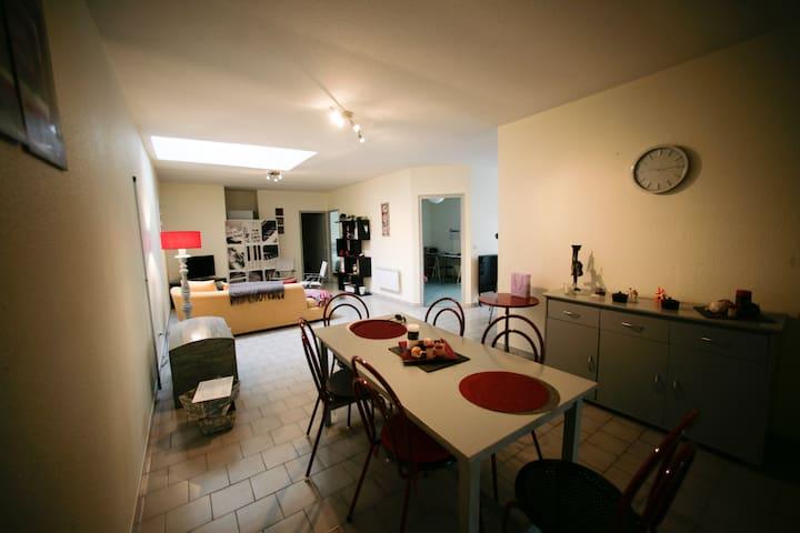 Maison, 100 m2, 15 min de Poitiers - Jardres - Ev