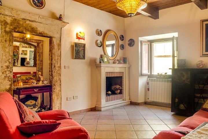 Casa Centro Storico Tagliacozzo - Tagliacozzo - Apartemen