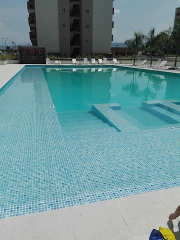 Lindo Apartamento para descanso en Peñalisa - Girardot