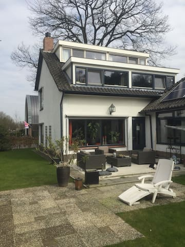 cozy attic room near city center - Apeldoorn - Hus