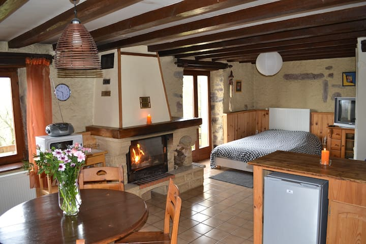 Gîte Auboutdumonde Hautes Vosges - Le Thillot - Casa
