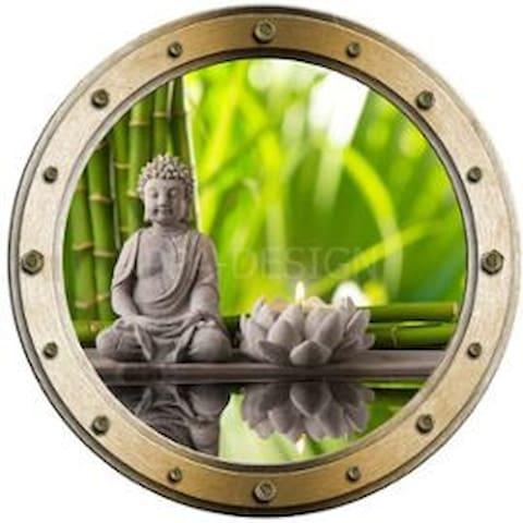 bambou & hublot - Quissac - Vila