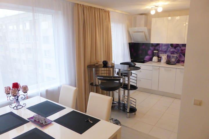 Modern Jurmala beach apartment - Jūrmala - Lägenhet