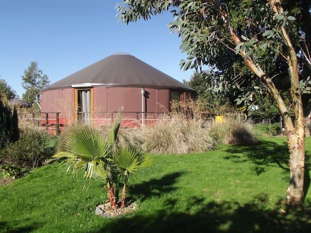 Eco-lodge Mont-Saint-Michel - Vieux-Viel - Yurt