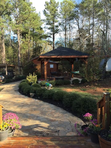 Very nice fully furnished cabin! - Pelzer - Cabaña