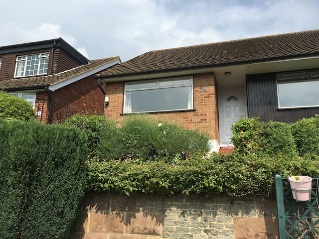 Beautiful bungalow with great view with WiFi - Greenhithe - Bungalow