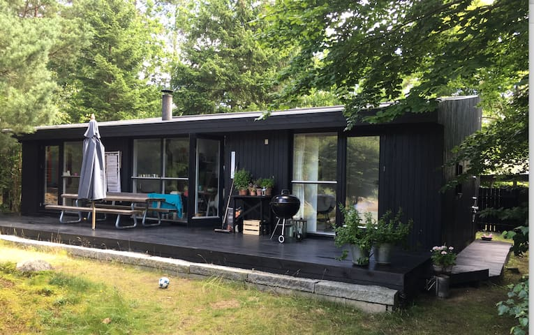 Cosy summerhouse in North Sealand (Asserbo) - Frederiksværk