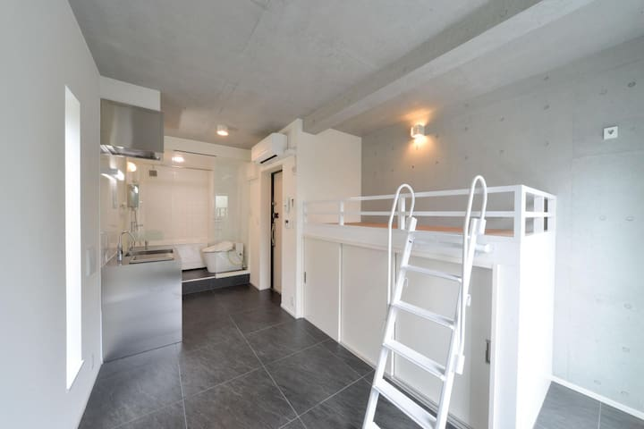Brand New STUDIO Apartment! Takadanobaba! - Toshima - Appartement