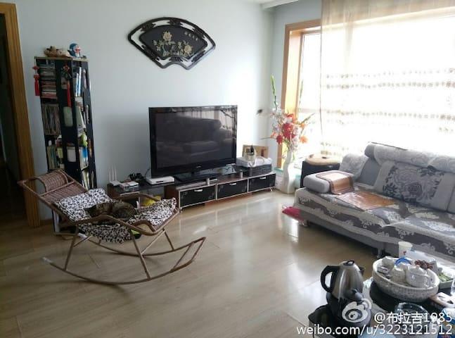 夏天来避暑,冬天看雪,看冰,看景,让你安静的看世界 - Harbin - Appartamento