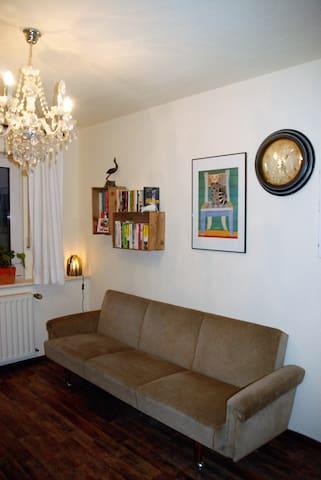 Vintage Gästezimmer - Wermelskirchen - Casa