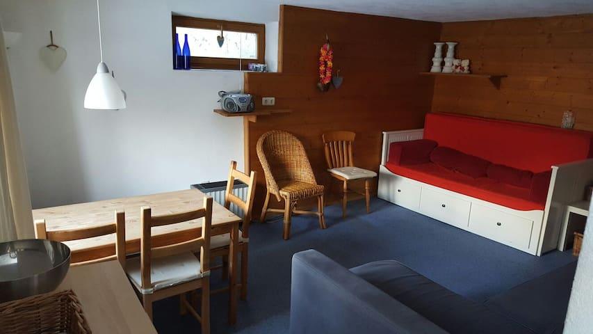 Appartement 4 à 5 personen op de piste in Scheffau - Scheffau am Wilden Kaiser - Daire