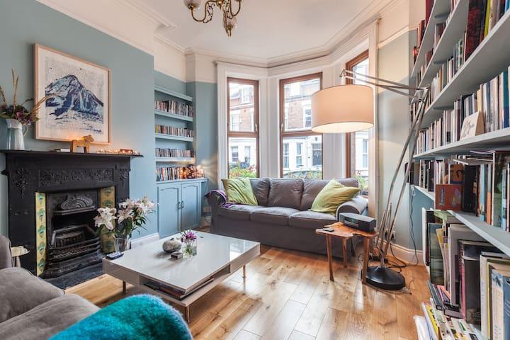 The Little Attic - a townhouse room - Belfast - Bed & Breakfast