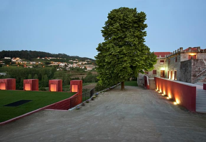 Pombeiro Manor House - Felgueiras - Bed & Breakfast