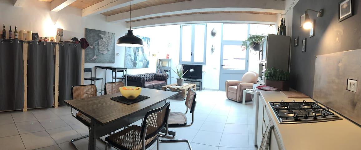 Private double-room in Ortica/Lambrate, Milan - Milan - Loft