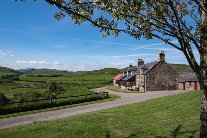 Bowmont Cottage - Wooler