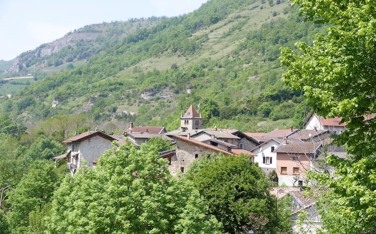A Choranche, au pied du Vercors - Choranche - Casa
