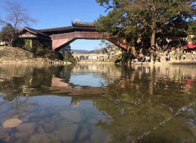 桥畔民宿 - Wenzhou - Huis