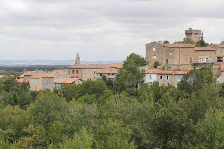 maison de village - Castelnaudary - Dom