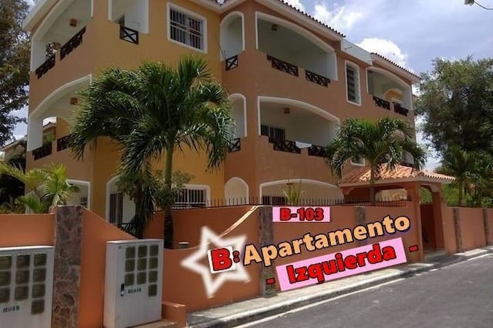 Bayahibe - Rep.Dominicana. (A-103.) - La Romana - Appartement