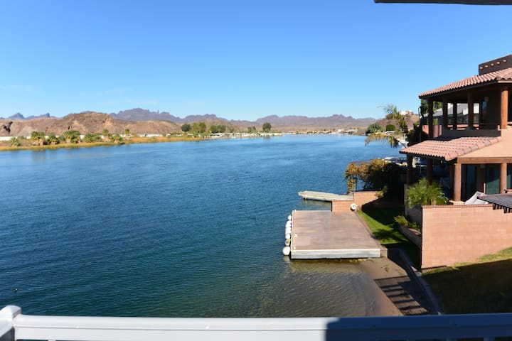 River Front! Best Views of the Colorado River! - Parker