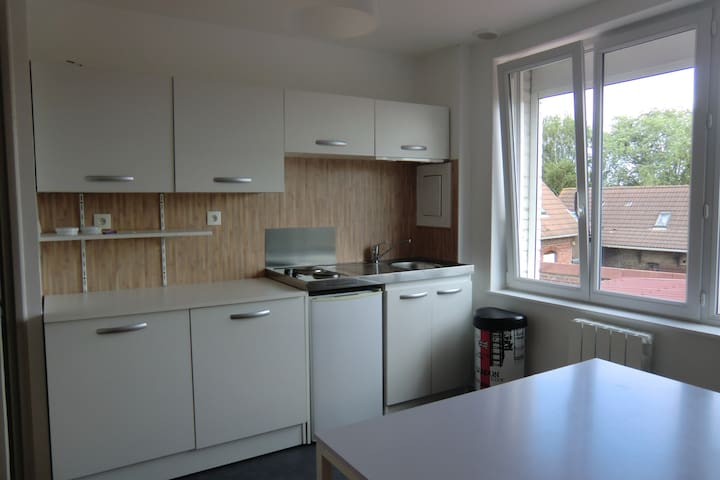 studio 50m3 - Radinghem-en-Weppes - Appartement