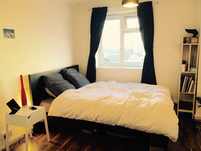 Fantastic room in Hackney Central - Londyn - Apartament