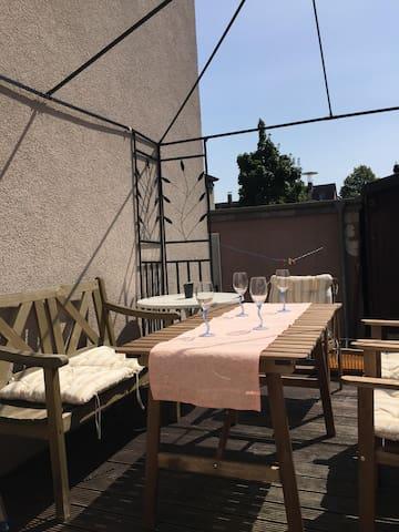 Ideal zum Verlieben, die Ferienwohnung Dreilinden - Wolfenbüttel - 公寓