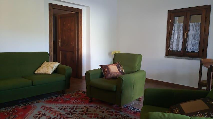 Casa vacanze Il castagno: la natura tutt'intorno - Stroncone