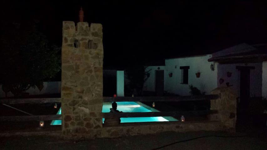 Cottage Casa rural privada andaluza - Vélez-Málaga - Huis
