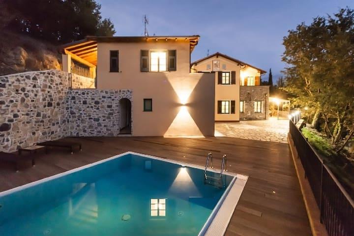 Holidayfarm Le Meridiane - Borgomaro - Дом