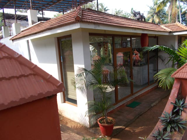 Ashiyana Cliff & Beach Resort - Trivandrum