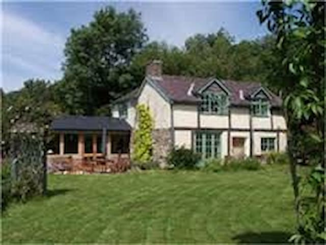 Idyllic country cottage Shropshire Ludlow 14 miles - Clunbury