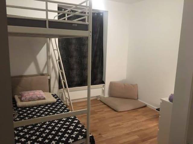 Private room - in the quiet suburbs of Copenhagen - Søborg - Apartment