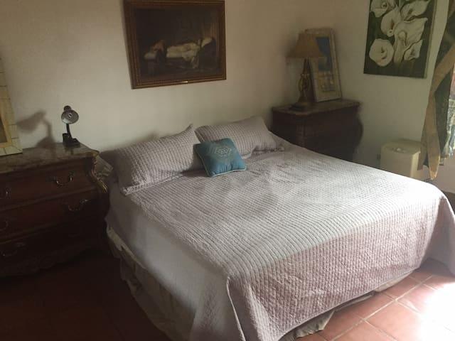 King-Sized Private Bedroom w/ En Suite Bathroom - Alto Boquete