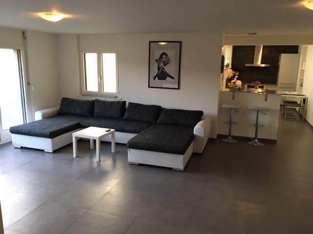 Appartement près de L'EPFL LS12 - Bussigny - Leilighet
