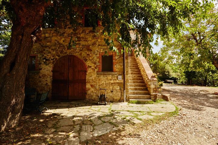 Romantico appartamento in toscana - Bibbiena - Alojamiento vacacional