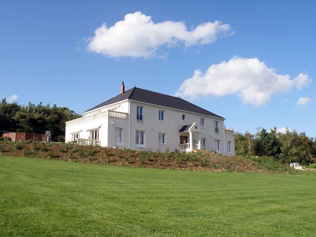 La suite parentale de la Bastide Saint-Louis - Tournehem-sur-la-Hem - Gjestehus