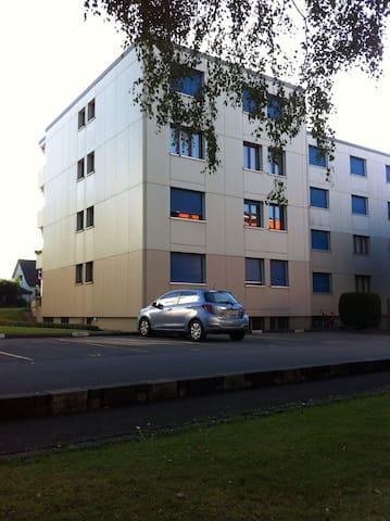 Ein schönes Zimmer in Langenthal - Langenthal - Leilighet