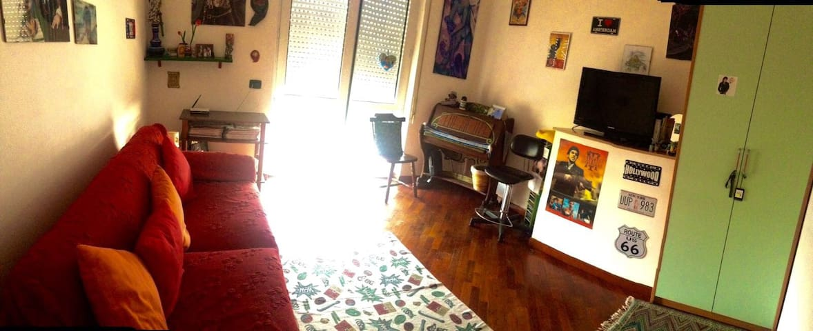 Vesuvius room - Portici - Apartamento