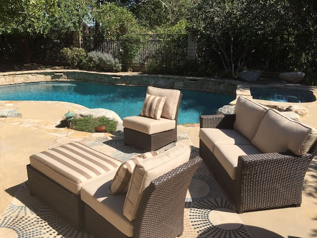 Vacation Home Near Malibu - Fully Furnished - Agoura Hills - Dům