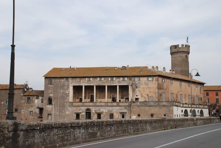 Appartamento Palazzo delle Logge - Viterbo - Hus