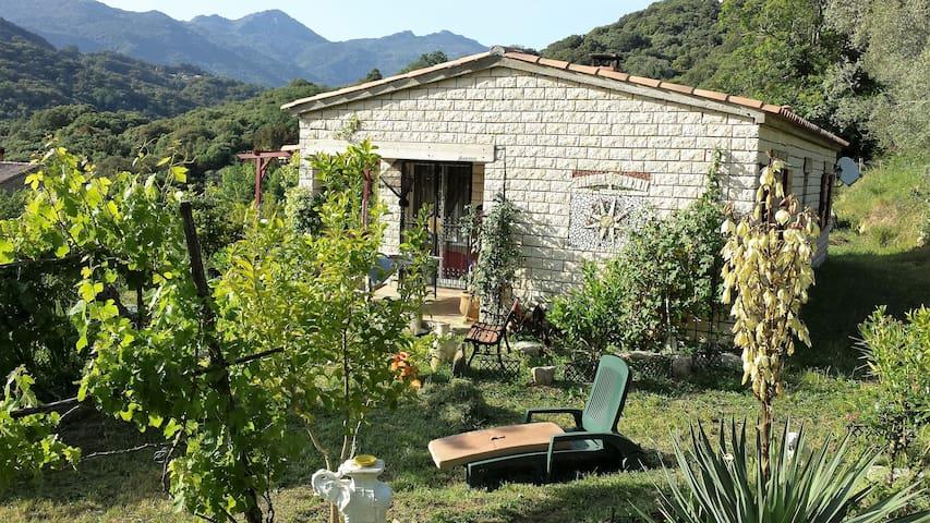 gîte région d'Ajaccio - Forciolo - Дом