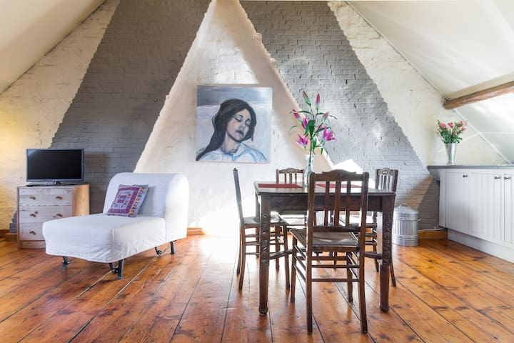Something Els. Appartment in the heart of the city - Gand - Bed & Breakfast