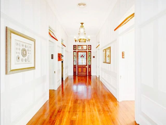 Government Stately Heritage listed Home - Norman Park - Dom