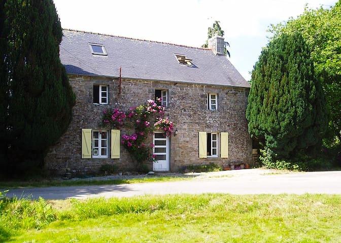 Maison Kernal   Lovely Rural Cottage - Langonnet - Huis