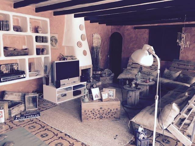 HOUSE ESTATE LAS PALMERAS. A UNIQUE PLACE - Telde - Talo