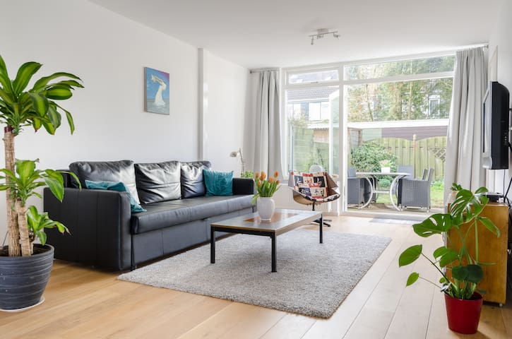 Spacious apartment with sunny garden - Utrecht - Lägenhet