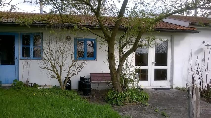 sober  huis in weelderig groen - Plombières - Dom